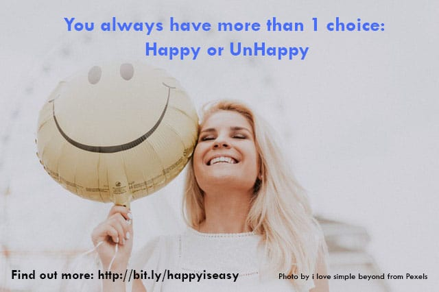 How To Be Happy: Happy Is Easy Kindle Book