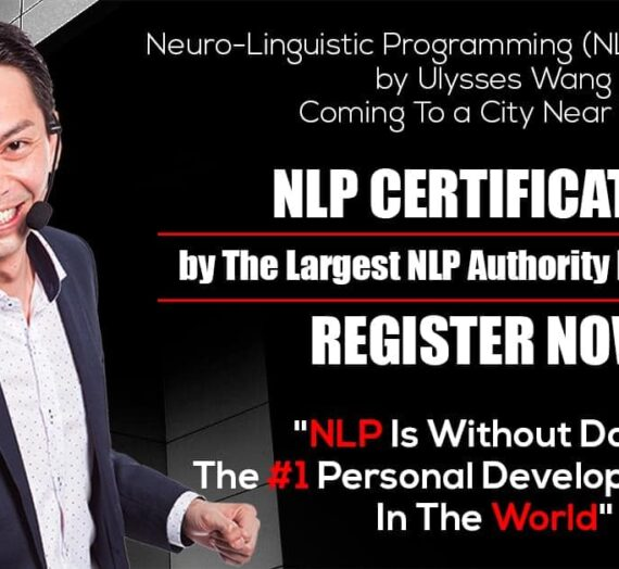 Ulysses Wang NLP Practitioner Certification Review