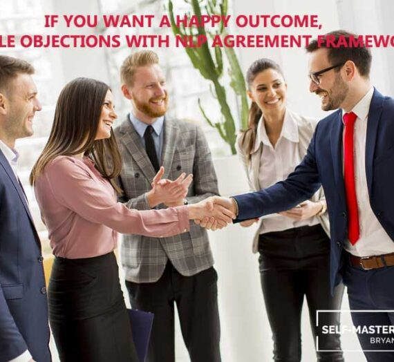 How To Handle Objections in Sales with NLP